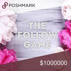 💕 Follow Game #2 💕 Help me get to 20k followers and increase your followers too!  1) Like.  2) Follow me and also the others who have liked this post.  3) Tag 5 friends and Share.  4) Repeat when there is a price drop.  💕 Dresses
