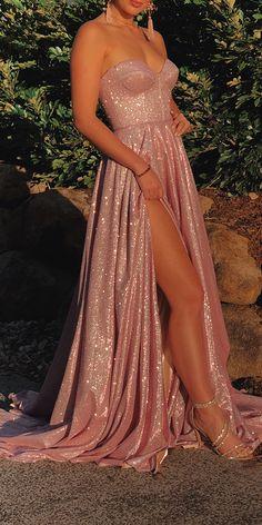 Senior Prom Dresses, Pretty Prom Dresses, Elegant Prom Dresses, Prom Outfits, Pink Prom Dresses, Backless Prom Dresses, Event Dresses, Ball Dresses, Cute Dresses