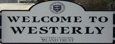 Welcome to Westerly, RI!