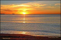 ¡¡Buenos dias #Málaga !! Amanecer en Huelin. #FelizLunes  Temp.mín./máx. 13 / 26 °C Intervalos de nubes y sol Viento. 12 km/h Humedad relativa: 77% Luna: Menguante Salida del sol: 7:05 horas Puesta del sol: 21:24 horas  Francisco Del Barrio Arenaza