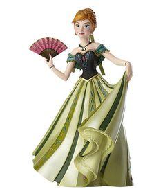 Another great find on #zulily! Disney Showcase Frozen Anna Figurine #zulilyfinds