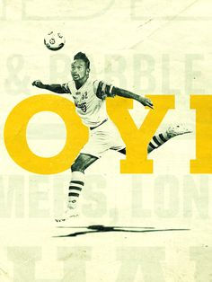 Tampa Bay Rowdies - Digital Wallpaper by Conrad Garner, via Behance