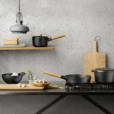 Eva Solo Nordic Kitchen saucepan | Saucepans, casseroles & pots | Kitchenware | Finnish Design Shop