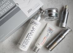 My new skincare routine with Jan Marini / full blog post and all info