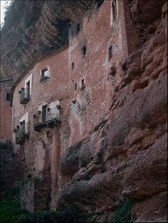 Puig de la Balma. Mura. Spain.