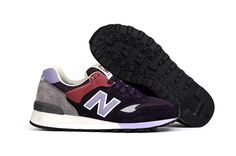 New Balance 577 Women's Purple Shoes M577ETP