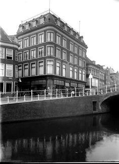 Leiden Netherlands, Holland, Dutch, Louvre, History, City, Building, Travel, Nostalgia