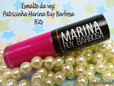 Terapia Feminina: Esmalte da vez: Patricinha coleção Marina Ruy Barb...