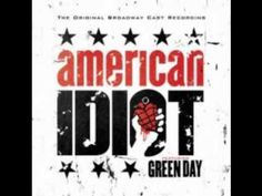 Green Day - 21 Guns - The Original Broadway Cast Recording - For Twin Snow