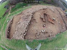 Archaeologists Find Altars for Chthonic Deity Rituals in Fortresses of Ancient Thracian Tribe Asti in Southeast Bulgaria