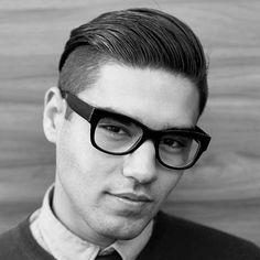 """CLASSIC TOP MAN"" A true gentlemen never let his hair messy  Mau gaya rambut spt ini bro? Pimp your hair in our cove @deburos_barber Jl. Jatinangor No. 173.  SOFT OPENING on TUESDAY 15/03. FREE CUT ALL DAY. Just follow us guys!  #barbershop #jatinangor"