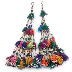 Google Image Result for http://www.tribalsouk.com/images/handmade-tribal-tassel-207.jpg    I would love to make something like this.