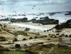 Operation Overlord, June 1944