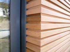 bardage bois gris - Recherche Google | Façade extérieure ...