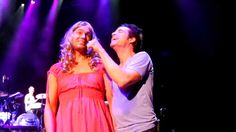 """Train Pat Monahan with Andy Grammer """"Bruises"""" Phoenix - YouTube"""