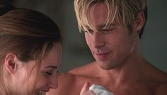 Meet Joe Black- I think he is hottest in this movie
