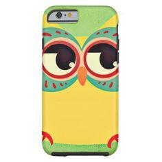 Owl Tough iPhone 6 Case