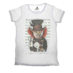 T-shirt cappellaio matto Available on www.manymaltshirt...