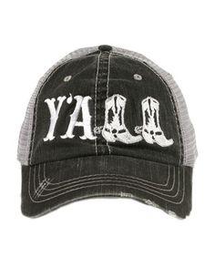 YA LL Boots Cap - Hats   Headbands de42d82fc157