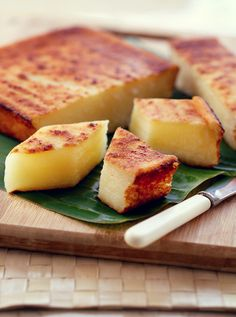 51 best malaysian recipes images on pinterest malaysian recipes easy bingka ubi recipe also known as baked tapioca cake this traditional forumfinder Gallery