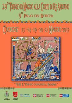Italia Medievale: 29° Torneo di Maggio alla Corte di Re Arduino
