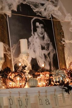Halloween decorations : IDEAS & INSPIRATIONS Spookily awesome Halloween dcor