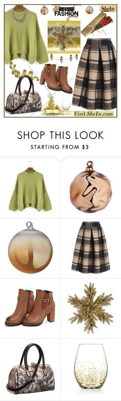 """SheInSide  VI / 12."" by esma178 ❤ liked on Polyvore featuring CB2, American Atelier and vintage"