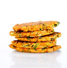 Easy Vegetable Fritters - Hello HealthyHello Healthy
