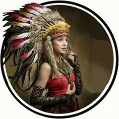 American Indian Girl, Native American Girls, Native American Pictures, Native American Beauty, Native American History, American Indians, Native American Face Paint, Native American Tattoos, Native American Paintings