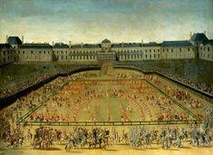 5 juin Louis XIV organise un carrousel dans les jardins des Tuileries. Louis Xiv, Roi Louis, Carrousel, Versailles, Framed Prints, Canvas Prints, Art Prints, Palais Des Tuileries, Ludwig Xiv