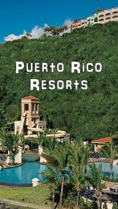El Conquistador Resort  A great family resort near El Yunque National Forest and Palomino Island.  Puerto Rico Luxury Resort Review  Great Honeymoon, Beach, Couples, Family and All Inclusive Puerto Rico  vacation options.  #Puerto Rico