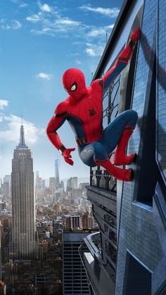 """Iron Man mentors Peter Parker in second 'Spider-Man: Homecoming' movie trailer. Peter Parker wants to impress Iron Man in the second trailer for Sony and Marvel's upcoming superhero epic, """"Spider-Man: Homecoming. Marvel Dc, Films Marvel, Marvel Heroes, Disney Marvel, Marvel Movie Posters, Captain Marvel, Michael Keaton, Spiderman Homecoming Movie, Spider Man Homecoming 2017"""