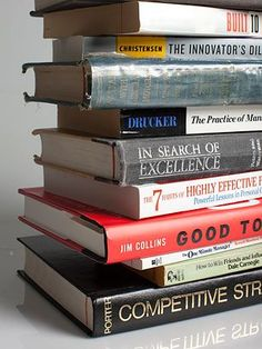 The 25 Most Influential Business Management Books - TIME