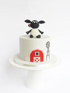 Peaceofcake ♥ Sweet Design: Timmy time cake • Bolo Timmy time