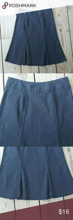 NWOT GAP skirt Black, NWOT, SIZE 1, cotton/spandex GAP Skirts