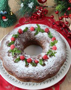 Chec Coroniță. Guguluf festiv cu cacao - Lecturi si Arome Acai Bowl, Holiday Decor, Breakfast, Cake, Desserts, Christmas, Recipes, Food, Acai Berry Bowl
