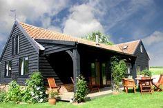 HCC | Corals Barn, Higham, Suffolk Corals, Cottages, United Kingdom, Garage, Barn, England, Exterior, Architecture, Holiday