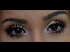 Maquiagem para ARRASAR no Ano Novo - 2013 - YouTube