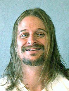 Busted! Unforgettable Celebrity Mug Shots - KID ROCK - Kid Rock ...