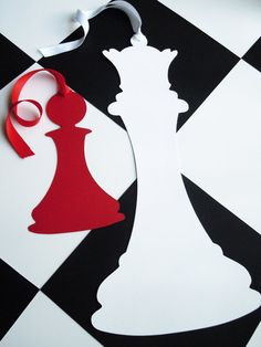 Twilight Breaking Dawn Jumbo Chess Pieces Party by windrosie, $12.95