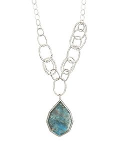NEW for FALL 2014!! ABSOLUTELY BEAUTIFUL!! Wild Blue Yonder Necklace, Necklaces - Silpada Designs  Check out my webpage www.mysilpada.com/carolyn.petty