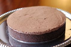 Chocolate Cheesecake - What's Cooking with Jim