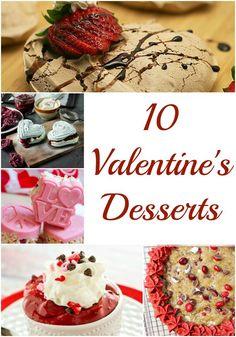 10 Valentine's Desse