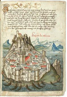 Beschreibung der Reise von Konstanz nach Jerusalem - St. Peter pap. 32.