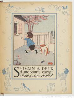 Alphabet en images : 31 gravures en couleur / par Marie-Madeleine Franc-Nohain | Gallica