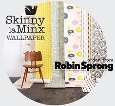 Skinny laMinx wallpaper
