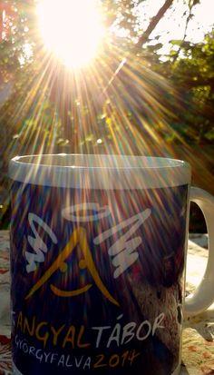#kávé #reggel #angyaltábor #angyal #napfelkelte