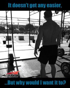 It doesnt get any easier. #CrossFit CrossFit CrossFitGames