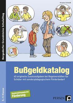 Bußgeldkatalog Sonderpädagogische Förderung - Buch