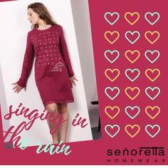 singing in the rain with señoretta